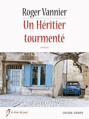 cover image of Un Héritier tourmenté
