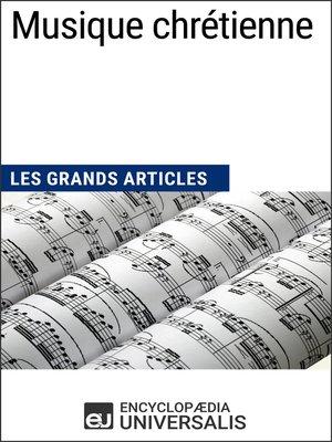 cover image of Musique religieuse chrétienne