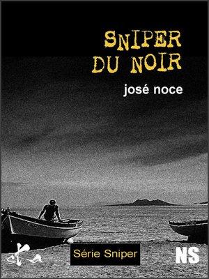cover image of Sniper du noir
