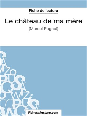 cover image of Le château de ma mère