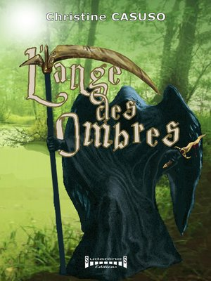 cover image of L'ange des ombres