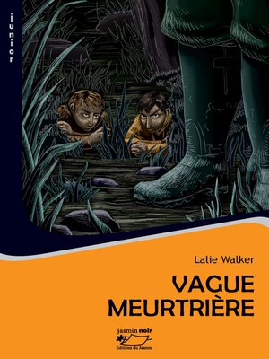 cover image of Vague meurtrière