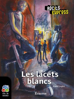 cover image of Les lacets blancs
