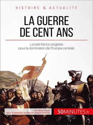 cover image of La guerre de Cent Ans