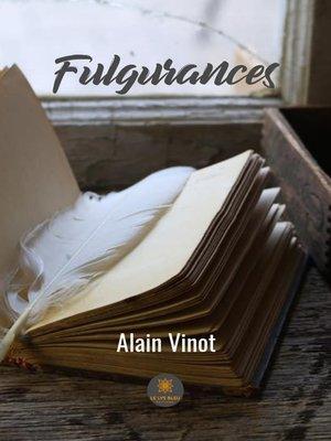 cover image of Fulgurances