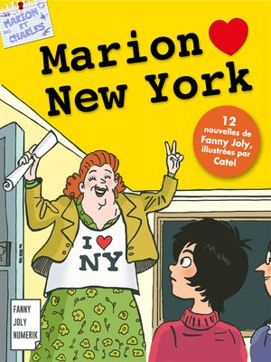 cover image of Marion loves New York