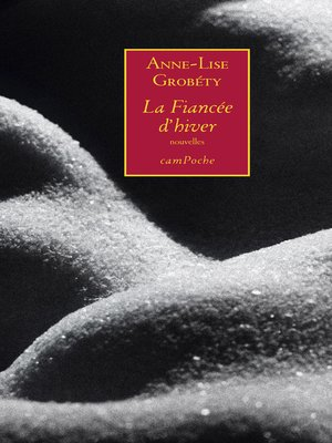 cover image of La Fiancée d'hiver