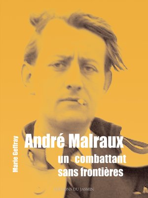 cover image of André Malraux