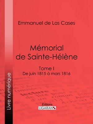 cover image of Mémorial de Sainte-Hélène