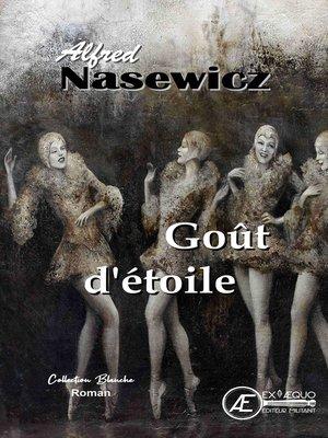 cover image of Goût d'étoile