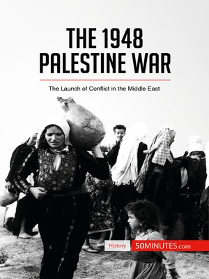 cover image of The 1948 Palestine War