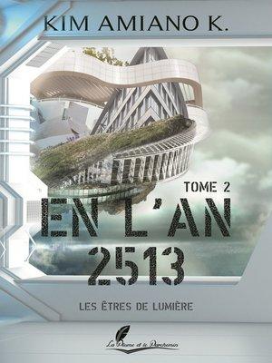 cover image of Les êtres de lumière
