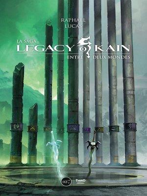 cover image of La saga Legacy of Kain