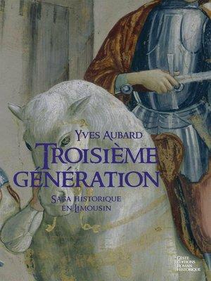 cover image of La Saga des Limousins--Tome 6