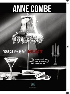 cover image of Comédie pour mort