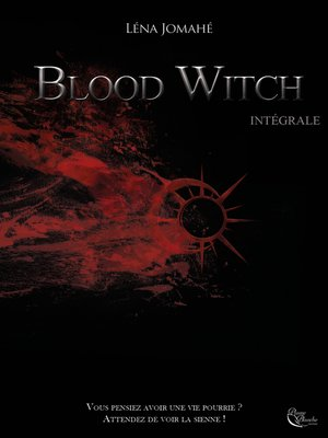 cover image of Blood Witch--intégrale