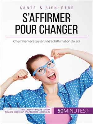 cover image of S'affirmer pour changer