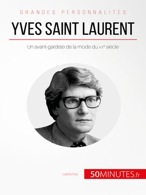 cover image of Yves Saint Laurent
