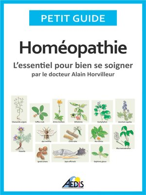 cover image of Homéopathie