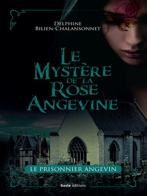 cover image of Le prisonnier angevin