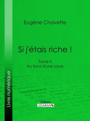cover image of Si j'étais riche !
