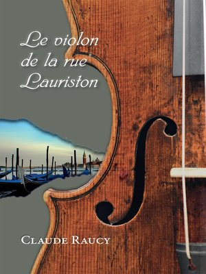 cover image of Le violon de la rue Lauriston