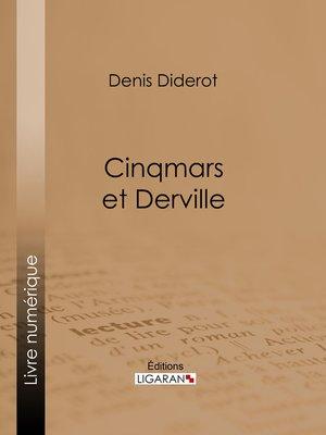 cover image of Cinqmars et Derville