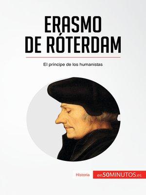 cover image of Erasmo de Róterdam