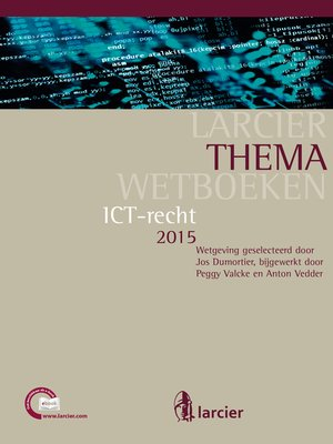 cover image of ICT-recht