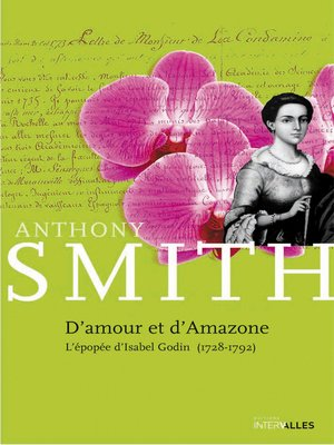 cover image of D'Amour et d'Amazone