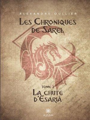 cover image of Les Chroniques de Sarel--Tome 2