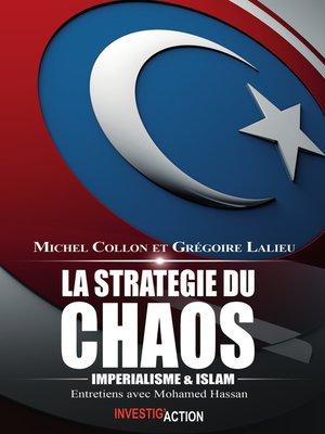 cover image of La stratégie du chaos