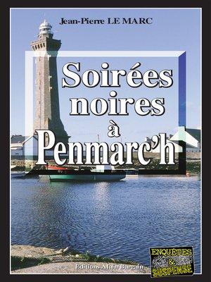 cover image of Soirées noires à Penmarc'h