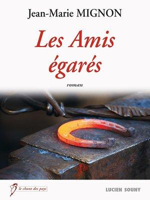 cover image of Les Amis égarés