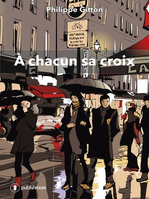 cover image of À chacun sa croix