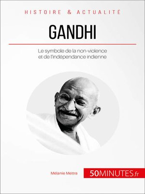 cover image of Gandhi