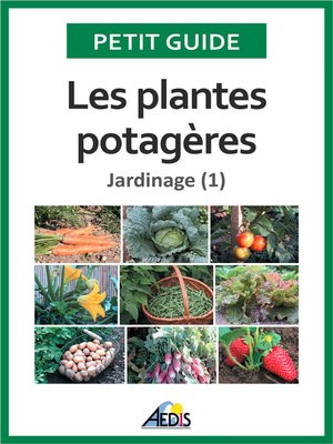 cover image of Les plantes potagères