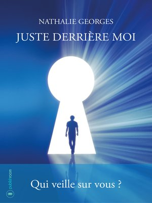 cover image of Juste derrière moi