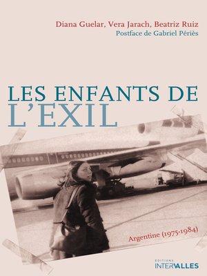 cover image of Les Enfants de l'exil