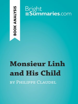 cover image of Monsieur Linh and His Child by Philippe Claudel (Book Analysis)