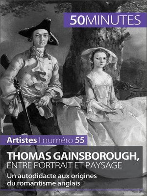 cover image of Thomas Gainsborough, entre portrait et paysage