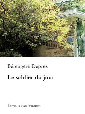 cover image of Le sablier du jour