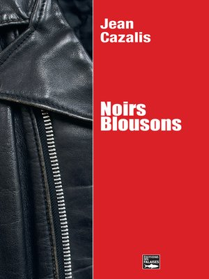 cover image of Noirs Blousons