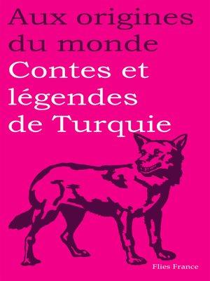 cover image of Contes et légendes de Turquie