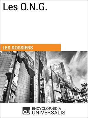 cover image of Les O.N.G.