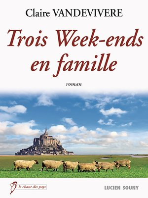 cover image of Trois Week-ends en famille