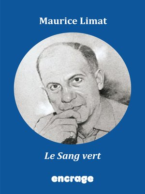 cover image of Le Sang vert