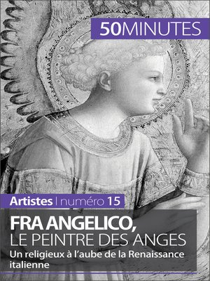 cover image of Fra Angelico, le peintre des anges