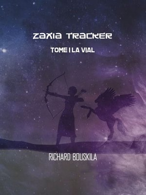 cover image of Zaxia Tracker--Tome I