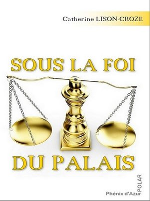 cover image of Sous la foi du palais